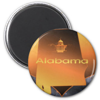 Home Alabama Magnet