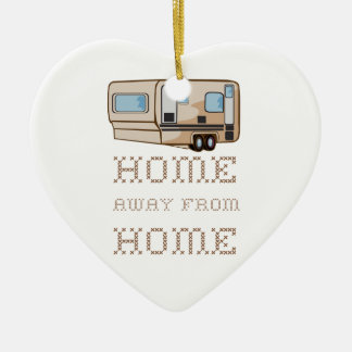 Home Away From Home Christmas Ornament