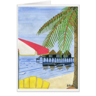 HOME AWAY FROM HOME GREETING CARD