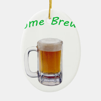Home Brewer Christmas Ornament