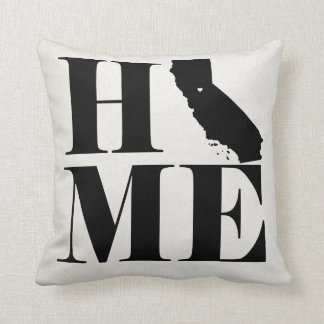 Home California State Pillow CHOOSE YOUR COLOR