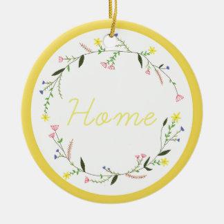 Home Christmas Ornament