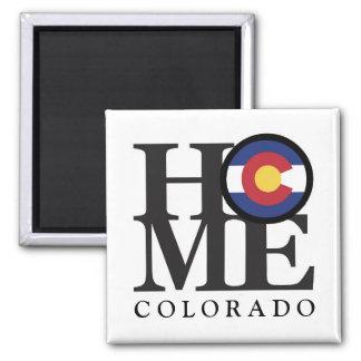 """HOME Colorado 4x4"""" Magnet"""