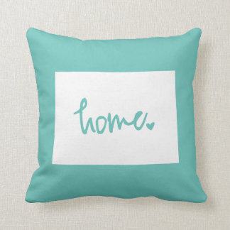 Home Colorado Custom Color Cushion