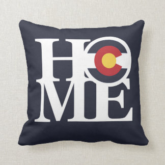 HOME Colorado Indigo (Deep Blue) Pillow