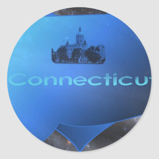 Home Connecticut Stickers