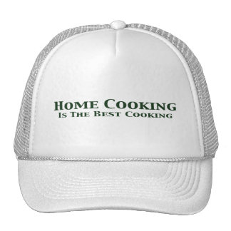 Home Cooking Is The Best Cooking Gifts Mesh Hat