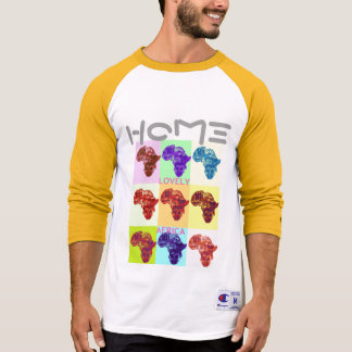Home Country LOVELY AFRICA T-Shirt