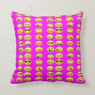Home Decor EMOJI PILLOWS-Bedroom Dorm Throw Pillow