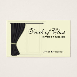 Home Decorating Service business card
