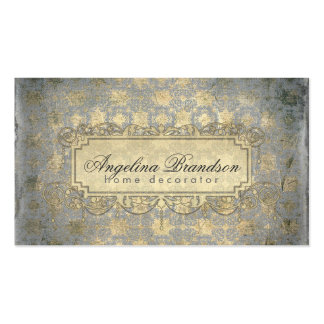 Home Decorator/Interior Designer Vintage Card Pack Of Standard Business Cards