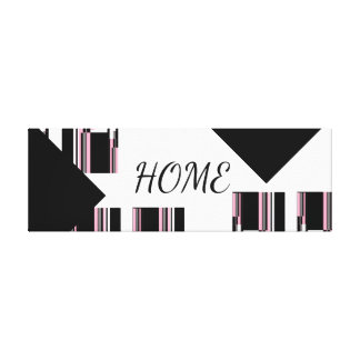 HOME DESIGN CANVAS PRINT