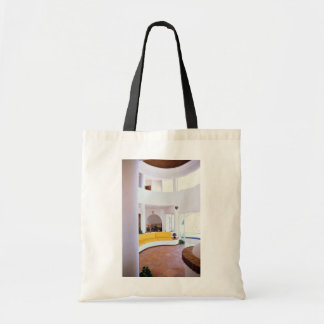 Home designed by architect Victor Martinez, Baja, Budget Tote Bag