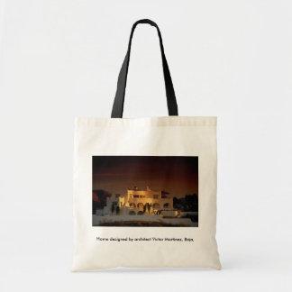 Home designed by architect Victor Martinez, Baja, Budget Tote Bag