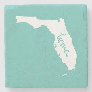 Home Florida Custom Color Stone Coaster
