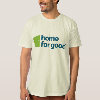 Home for Good branded Tshirt - Mens