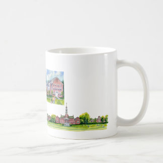 home for sandy and patrice basic white mug
