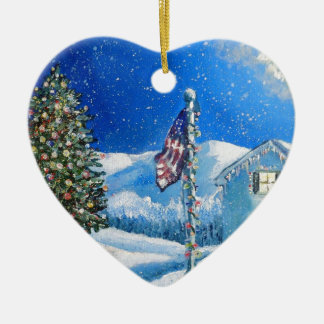 Home For The Holidays Christmas Ornament