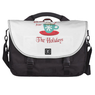 HOME FOR THE HOLIDAYS COMMUTER BAG
