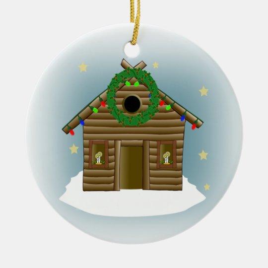 Home For The Holidays Log Cabin Christmas Christmas