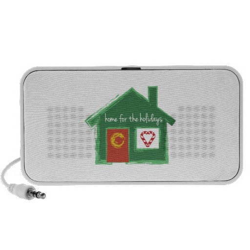 Home For The Holidays Mp3 Speakers