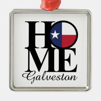 HOME Galveston Christmas Ornament