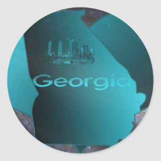 Home Georgia Stickers