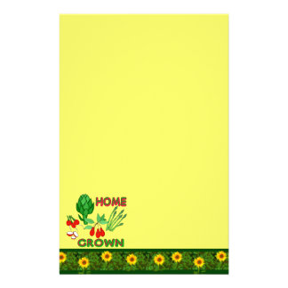 Home Grown Stationery