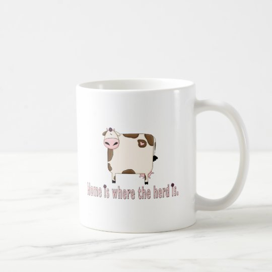 Home Herd Coffee Mug
