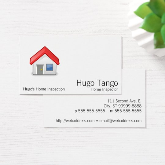 Home / House / Tango Business Card