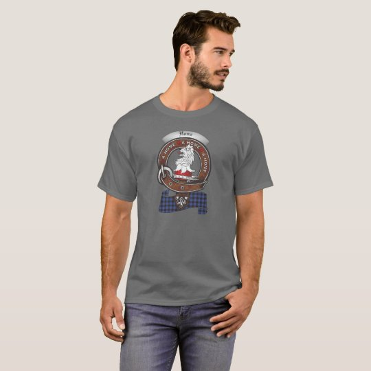 Home/Hume Clan Badge Adult T-Shirt