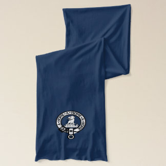Home/Hume Crest Navy Scarf