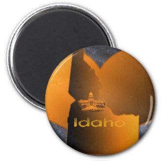 Home Idaho Fridge Magnet