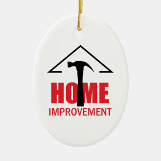 HOME IMPROVEMENT CHRISTMAS ORNAMENT