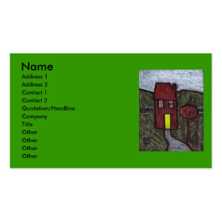 Home Improvement Pack Of Standard Business Cards