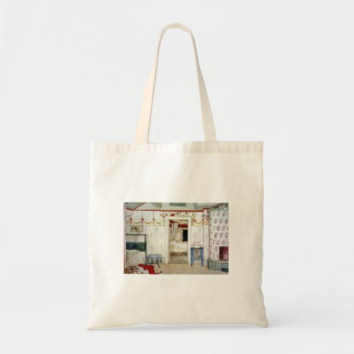 Home in Sonne Canvas Bag
