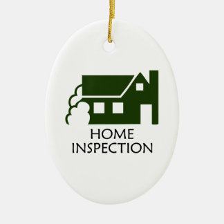HOME INSPECTION CHRISTMAS ORNAMENT