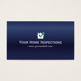 Home Inspections Real Estate Royal Blue