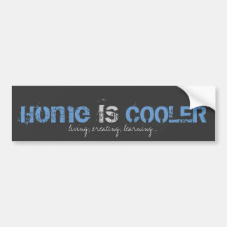 Home IS Cooler Sticker