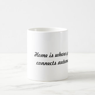Home is where... coffee mug