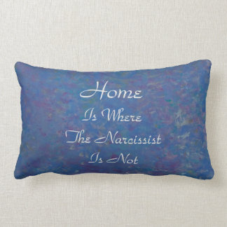 Home is where ... Cotton Pillow