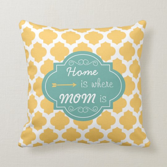 Home Is Where Mum Is, Yellow White Green
