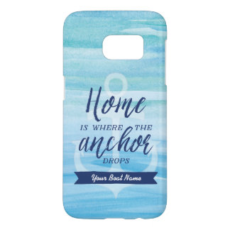 Home is Where the Anchor Drops (Personalized)