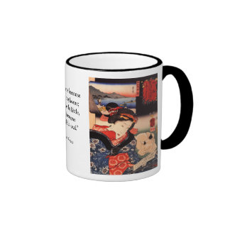 Home Is Where the Cat Is Gift Mug