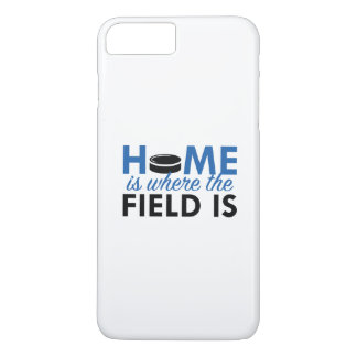 Home Is Where The Field Is iPhone 7 Plus Case