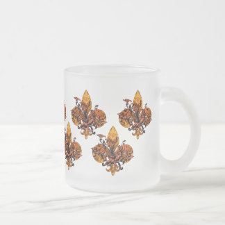 Home is Where the Heart Is Frosted Glass Mug
