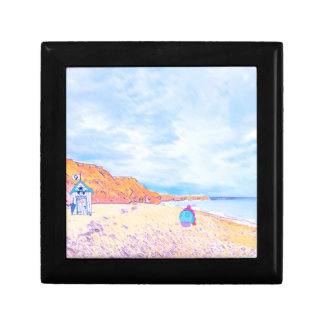 Home is where the Seaglass Is - Seaham England Gift Box