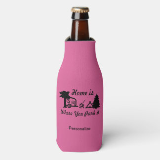 Home Is Where You Park It | Camping Bottle Cooler