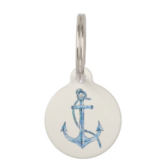Home is Where You Set Your Anchor Pet ID Tag