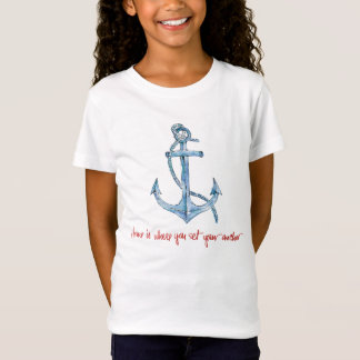 Home is Where You Set Your Anchor T-Shirt